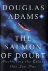 [Pärmen på The Salmon of Doubt]