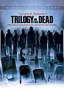 [Pärmen på Trilogy of the Dead.]