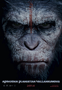 [Affischen för Dawn of the Planet of the Apes]