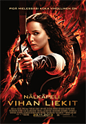 [Affischen för The Hunger Games: Catching fire]