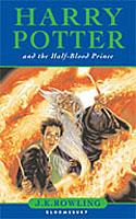 [Pärmen på Harry Potter and the Half-Blood prince]